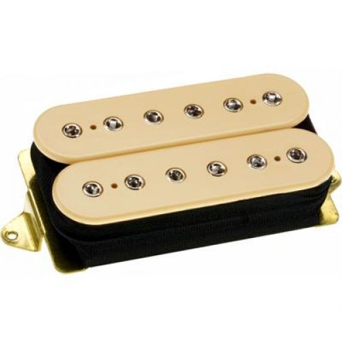 DIMARZIO DP101F-CRM DUAL SOUND F-SPACED HUMBUCKER CREAM