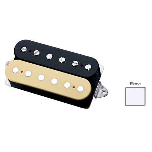 DIMARZIO DP103F-W PAF 36TH ANNIVERSARY F-SPACED HUMBUCKER WHITE