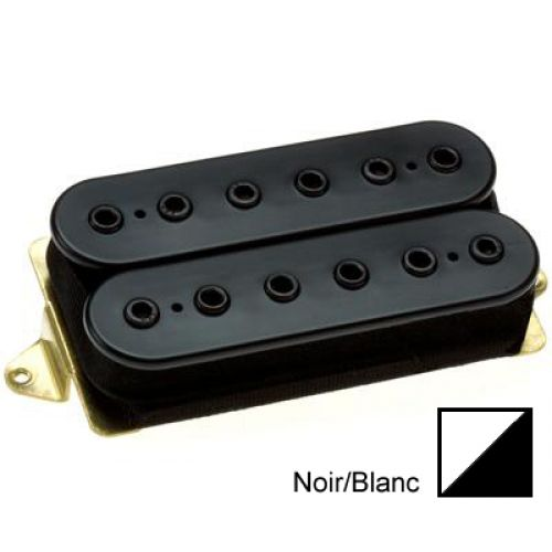 DIMARZIO DP151F-BW PAF PRO F-SPACED HUMBUCKER BLACK/WHITE