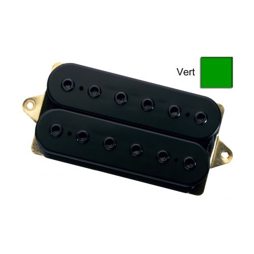 DIMARZIO DP151F-GN PAF PRO F-SPACED HUMBUCKER GREEN