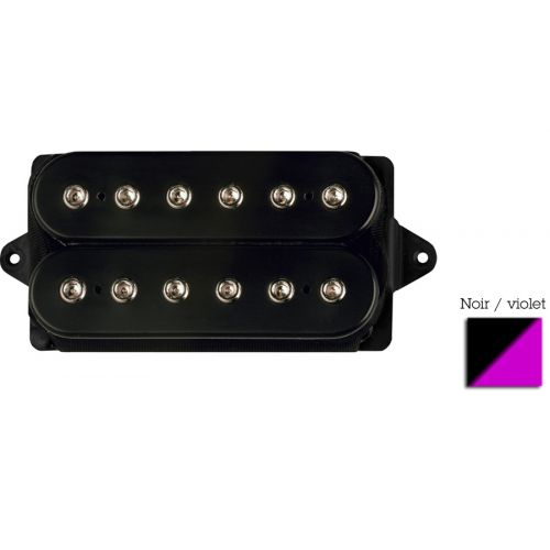 DIMARZIO DP153-BV FRED HUMBUCKER BLACK/ PURPLE