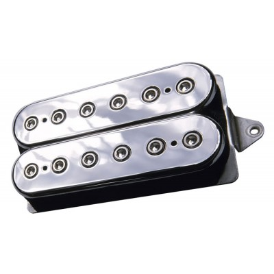 DIMARZIO DP153 - FRED F-SPACED CHROME TOPS
