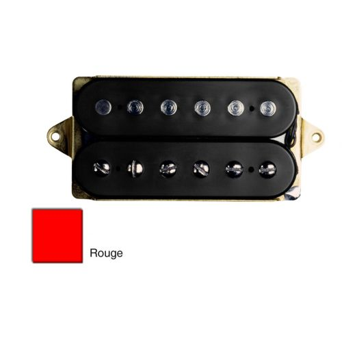 DIMARZIO DP155F-RD THE TONE ZONE - F-SPACED HUMBUCKER RED