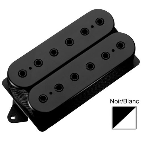 DIMARZIO DP158F-BW EVOLUTION - F-SPACED HUMBUCKER BLACK/WHITE