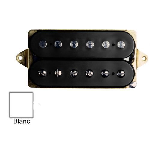 DIMARZIO DP160F-W NORTON - F-SPACED HUMBUCKER WHITE