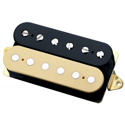 DIMARZIO DP160 - NORTON F-SPACED BLACK/CREAM