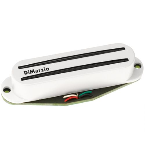 DIMARZIO DP182-W FAST TRACK 2 SINGLE-COIL WHITE