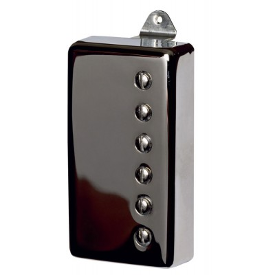 DIMARZIO DP194 - PAF CLASSIC NECK F-SPACED NICKEL COVER