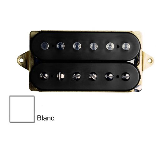 DIMARZIO DP212-W ERIC JOHNSON CUSTOM BRIDGE HUMBUCKER WHITE