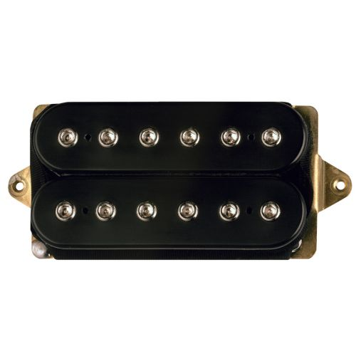 DIMARZIO DP213F-BK PAF JOE SATRIANI - F-SPACED HUMBUCKER BLACK