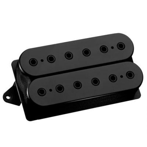 DIMARZIO DP215F-BK EVO 2 BRIDGE - F SPACED HUMBUCKER BLACK