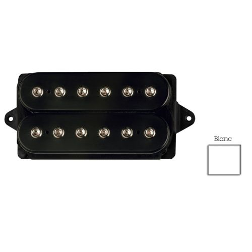 DIMARZIO DP220-W D ACTIVATOR BRIDGE HUMBUCKER WHITE
