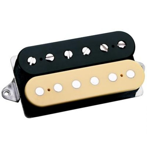 DIMARZIO DP223-BC PAF 36TH ANNIVERSARY BRIDGE HUMBUCKER BLACK/CREAM