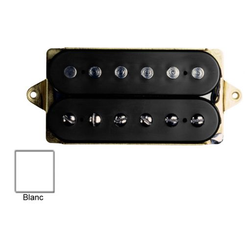DIMARZIO DP224F-W AT-1 ANDY TIMMONS - F-SPACED HUMBUCKER WHITE
