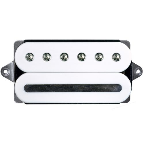 DIMARZIO DP228F-W CRUNCH LAB - F-SPACED HUMBUCKER WHITE