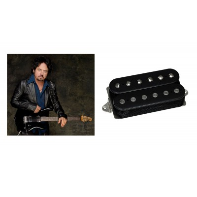DIMARZIO DP255 - TRANSITION BRIDGE F SPACED STEVE LUKATHER BLACK