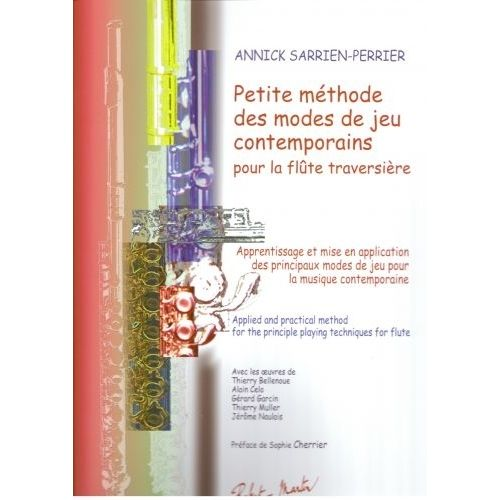 ROBERT MARTIN SARRIEN PERRIER A. - PETITE METHODE DES MODES DE JEU COMTEMPORAIN