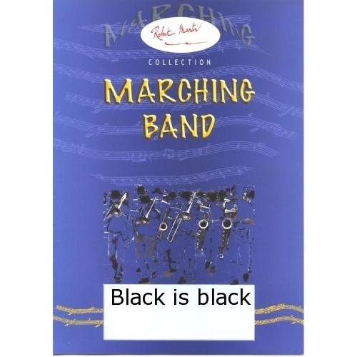 ROBERT MARTIN DIVERS - BLACK IS BLACK