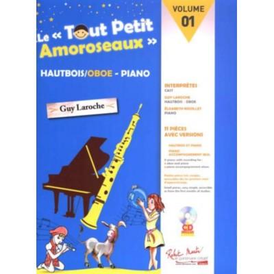 ROBERT MARTIN LAROCHE G. - LE TOUT PETIT AMOROSEAUX - HAUTBOIS