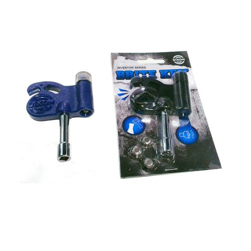 DIXON PAKE-IVBR-BP BRITE KEY - DRUM KEY WITH LED FLASHLIGHT / BOTTLE OPENER