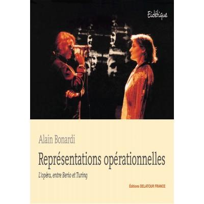 EDITIONS DELATOUR FRANCE BONARDI ALAIN - REPRESENTATIONS OPERATIONNELLES