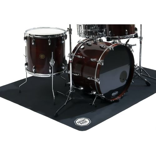 DRUM N BASE DNB DRUM RUG 180 x 140 cm - RUBBER