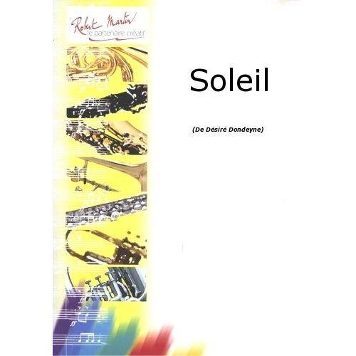 ROBERT MARTIN DONDEYNE D. - SOLEIL