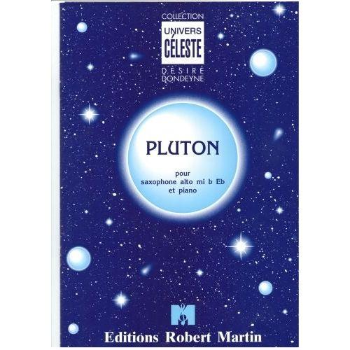 ROBERT MARTIN DONDEYNE D. - PLUTON, ALTO