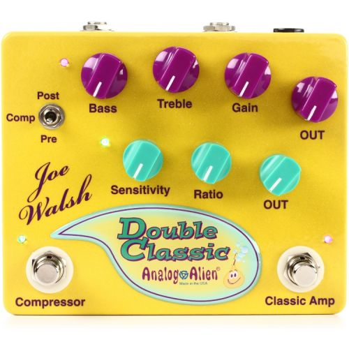 ANALOG ALIEN JOE WALSH DOUBLE CLASSIC