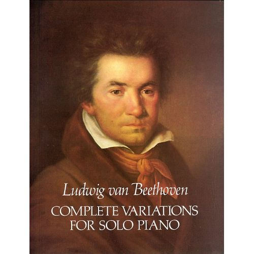 DOVER BEETHOVEN COMPLETE VARIATIONS - PIANO SOLO