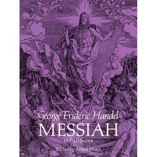 DOVER HAENDEL G. F. - MESSIAH - CONDUCTEUR