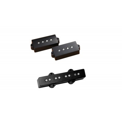 DIMARZIO DP251 KIT AREA PRECISION + JAZZ BASS