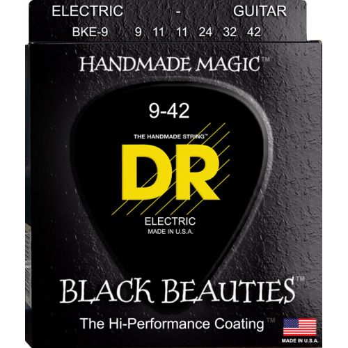 DR BKE-9 BLACK BEAUTIES ELECTRIC 9-42 LITE