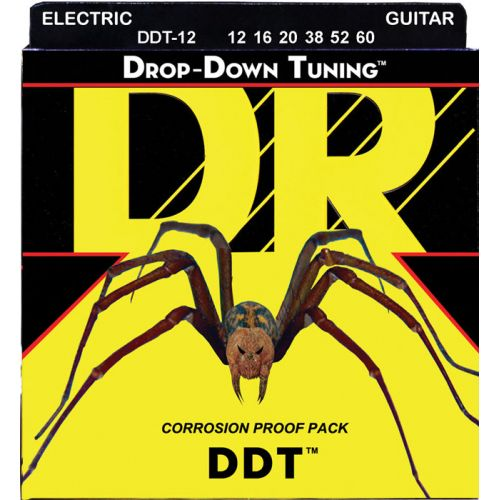 DR DDT-12 DROP DOWN TUNING 12-60 XX-HEAVY
