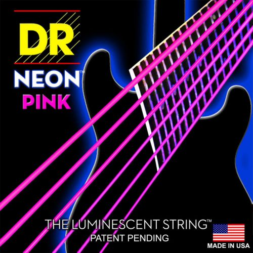 DR NPE-10 NEON PINK ELECTRIC 10-46 ELECTRIC MEDIUM