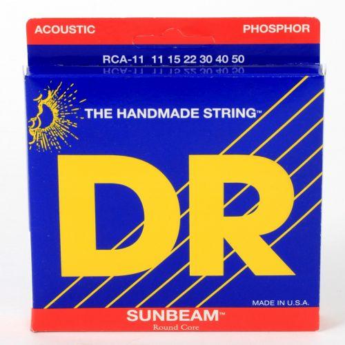 DR RCA-11 SUNBEAM ACOUSTIC 11-50 MEDIUM LITE
