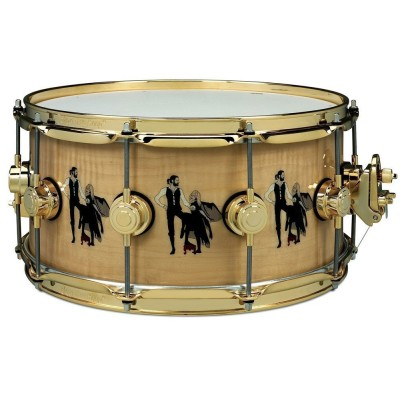 DW DRUM WORKSHOP SIGNATURE MICK FLEETWOOD 14