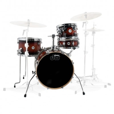 DW DRUM WORKSHOP DESIGN JAZZ 18