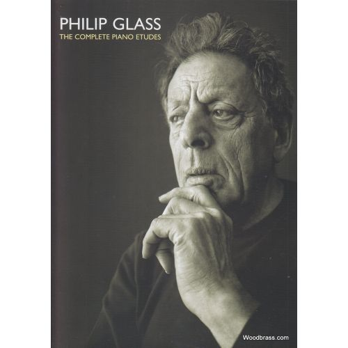 DUNVAGEN PHILIP GLASS - THE COMPLETE PIANO ETUDES