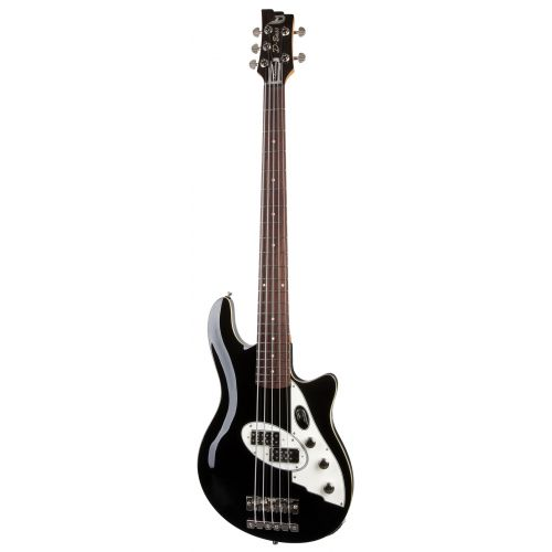DUESENBERG D-BASS - 5 STRINGS BLACK
