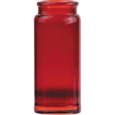 DUNLOP ADU 278-RED - GROßE REGULAR GLAS ROTE