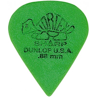 DUNLOP ADU 412P88 - TORTEX SHARP PLAYERS PACK - 0,88 MM (VON 12)