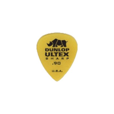 DUNLOP ADU 433P90 - SHARP ULTEX PLAYERS PACK - 0,90 MM (VON 6)