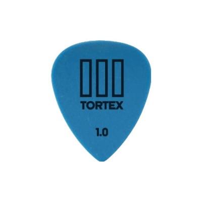 DUNLOP ADU 462R100 - TORTEX T3 PLAYERS PACK - 1,00 MM (IN EINHEIT)