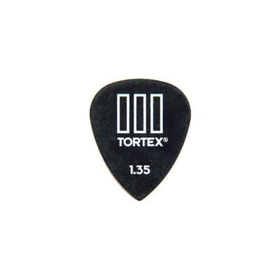 DUNLOP ADU 462R135 - TORTEX T3 PLAYERS PACK - 1,35 MM (IN EINHEIT)