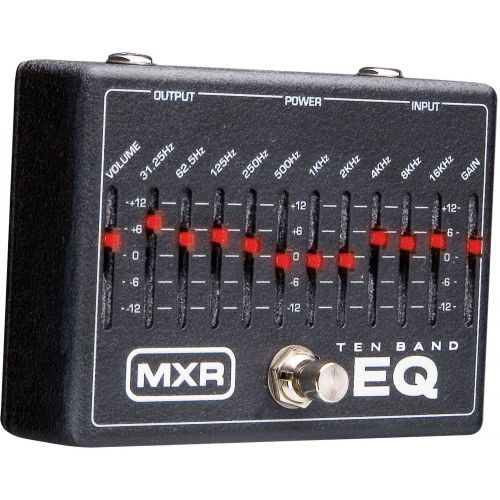 DUNLOP MXR M108 10 BANGRAPHIC EQ