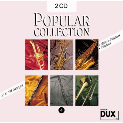 EDITION DUX CD POPULAR COLLECTION 04