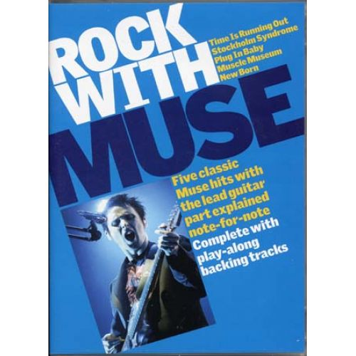 MUSIC SALES MUSE - ROCK WITH