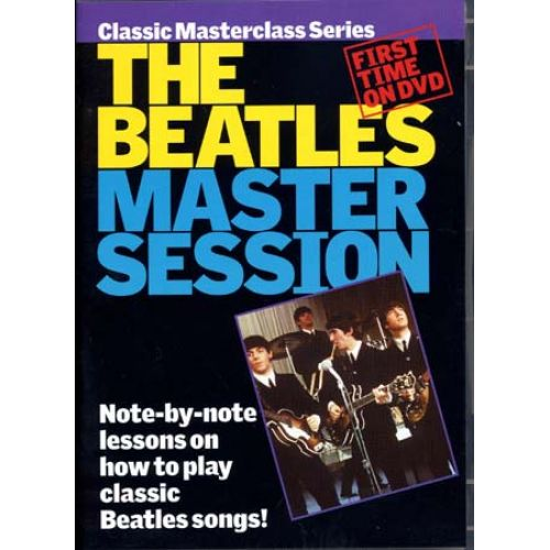 MUSIC SALES BEATLES - MASTER SESSION