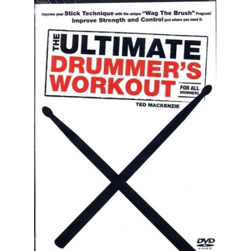 MUSIC SALES MACKENZIE TED - ULTIMATE DRUMMER'S WORKOUT TED MACKENZIE